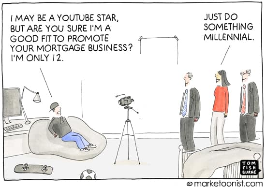 Marketoonist Youtube