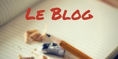 Le blog d'un écrivain