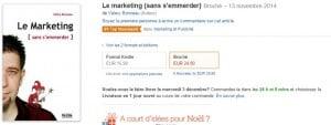 Marketing Top Vente Amazon