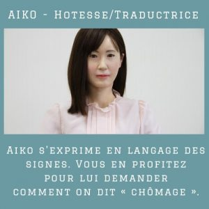 Aiko traductrice