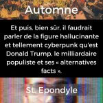 Interview St. Epondyle